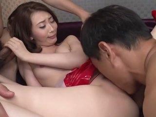 Exotic Japanese whore Aya Kisaki in Horny JAV uncensored Hardcore clip