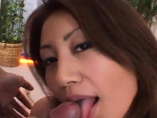 Pipe hungry magnificent mature nipponese lady Nana Nanami