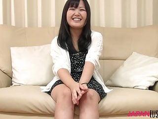 Big tits Japanese Yuina Kitami fucked missionary style