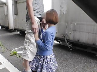 Reipon 75 - Public Cum in Mouth