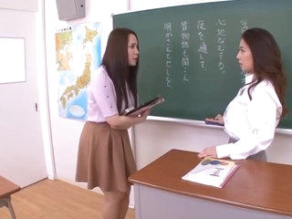 Japanese bigtits teachers sexfight RCTD-331