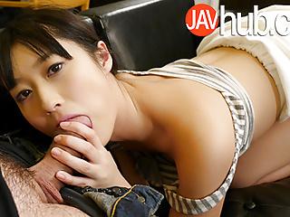 JAVHUB - Tomomi Motozawa fucks her boyfriend's friend