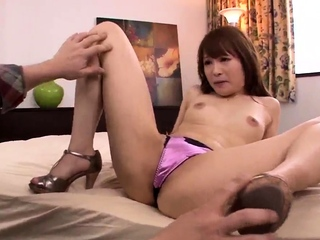 Serious hardcore sex for petite Ma - More at Pissjp.com