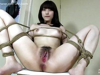 Japanese Milf Bound & Analised