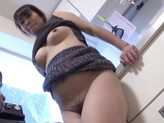 Cum In Hairy Asian Pussy