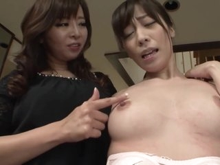 A Leisured Madam And A Divorced Housekeeper -Their Splendid Afternoon Lesbian Sex