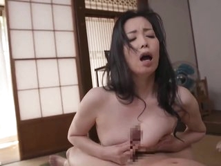 Mom-33 Abnormal Sex 50-something Stepmother And Son
