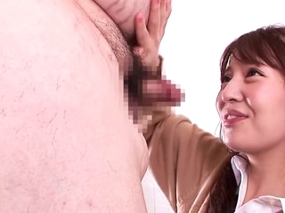 Cute Japanese Girl Blowjob A Fat Man When He Was Working(1080p) Iptd-848