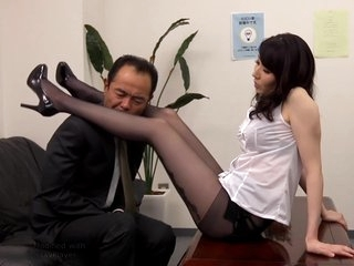 Uncensored Beautiful Pantyhose Female Teachers Saho Minami
