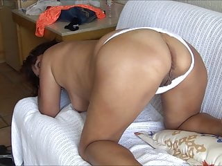 LICKING HOLE ASS LYNN IN WHITE PANTY