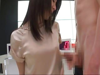 Jap Cums On Girls Blouse