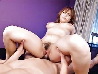 Busty Japan milf Kanna Itou amazing sex  - More at Japanesem